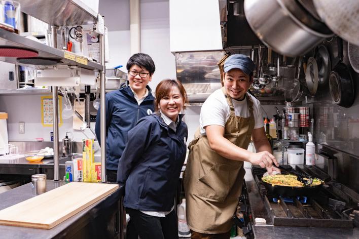 清田さんといとう養鶏場のスタッフ