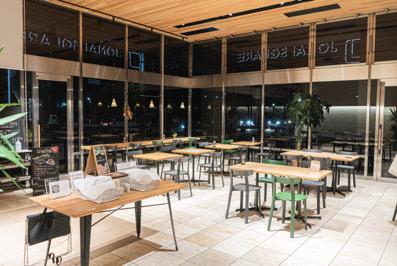 JONAI SQUARE CAFE